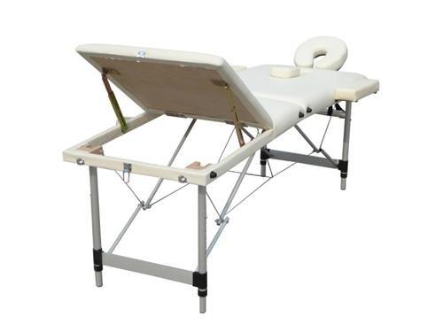 D&S Vertrieb Massageliege – Aluminium 3 Zonen - 2