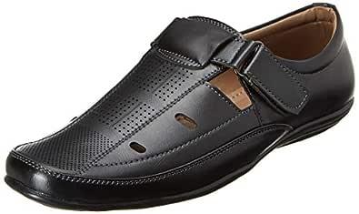 Centrino Men's 2327 Black Outdoor Sandals-6 UK (40 EU) (7 US) (2327-001)