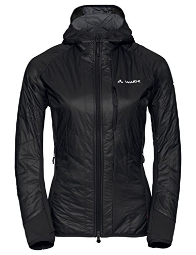 VAUDE Damen Women's Sesvenna Jacket II Jacke, Black, 38
