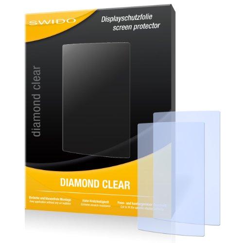 SWIDO Displayschutzfolie für-PREMIUM QUALITÄT für Sony 867 - A867 Cover