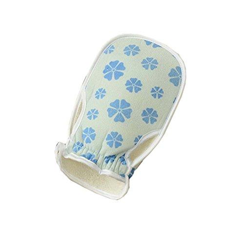 Stylish Badesachen Bad Handschuhe Handtuch Körperwäsche Peeling Handschuhe, 06