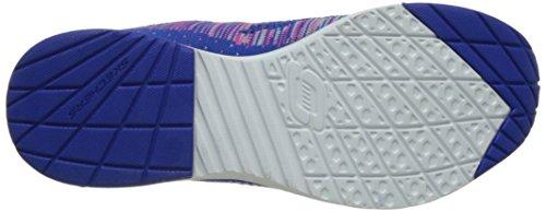 Skechers Women Skech-Air Infinity-Wildcard Multisport Outdoor Shoes, Blue (Blhp), 4.5 UK 37 1/2 EU