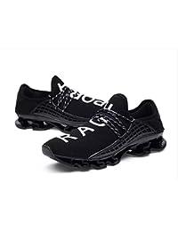 Hombre Mujer Mesh Zapatillas de Correr Asfalto Running para Zapatos Gimnasia Deportes Calzado Aire Libre