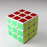 Oostifun Moyu Weilong 3x3x3 White Speed Cube Puzzle Magic Cube Toy