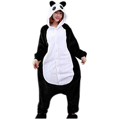 Skysper Pijamas Unisexo Adulto Traje Disfraz Adulto Animal Pyjamas Cosplay Carnaval Halloween Ropa De Noche