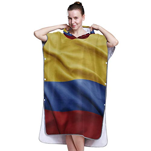All3DPrint - Albornoz de la Bandera de Colombia