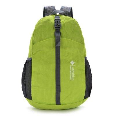 HCLHWYDHCLHWYD-Folding leggeri impermeabili spalla sacchetto di nylon uomini sport all'aria aperta borsa zaino da escursione , 7 3