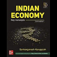 Indian Economy Key Concepts | Sixth Edition (English)