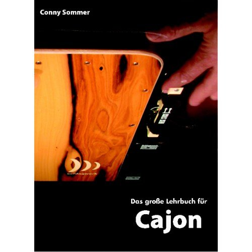 Das Große Lehrbuch für Cajon