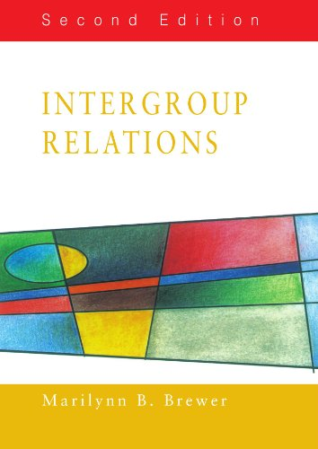 Intergroup Relations (Mapping Social Psychology)