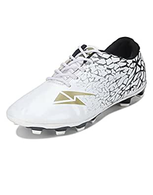 Yepme Aikin Football Shoes - White & Black -- YPMFOOT12800_7