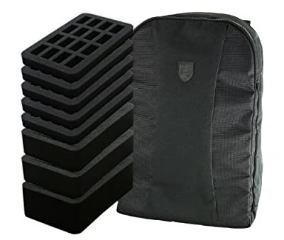 Feldherr BACKPACK Tabletop- and Hobbybag for Tanks, Monster, Miniatures and Tools