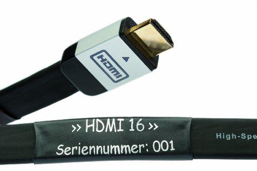 Silent Wire HDMI Kabel Serie 16 mk³ 3 Meter / 300cm