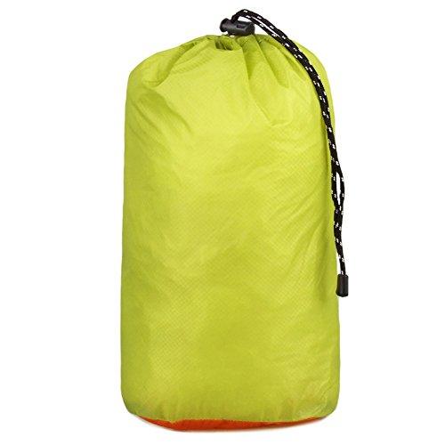 HSL ultraleicht - dry - Tasche, die lagerung Tasche fur reisen, kajak fahren, segeln, grune, xl