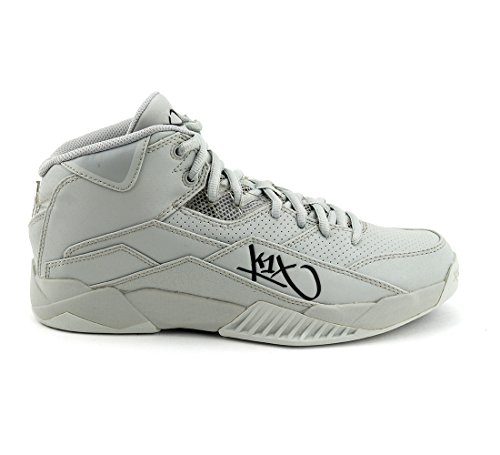 K1X, Sneaker uomo grigio Concrete Grey (Grau), grigio (Concrete Grey (Grau)), 46 EU