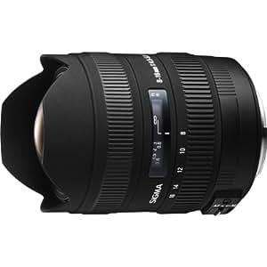 Sigma 8-16mm F4,5-5,6 DC HSM-Objektiv für Sigma Objektivbajonett