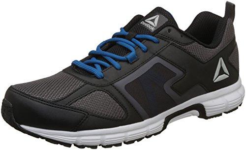 Reebok Men's Quick Distance Xtreme Grey/Black/Blue Running...