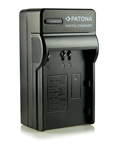 3in1 Caricatore EN-EL3 / ENEL3a / EN-EL3E per Nikon D50 | D70 | D70s | D80 | D90 | D100 | D200 | D300 | D300S | D700 e più...
