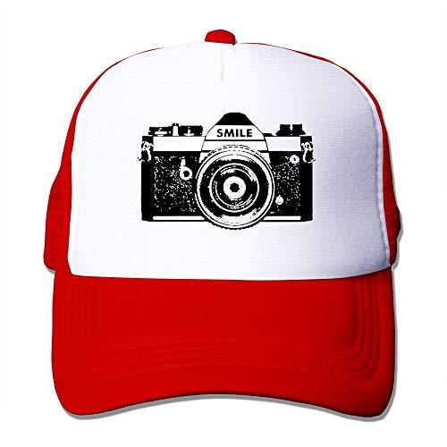 AQWE Ash Camera Photographer Photography Unisex Baseball Hat Strapback Hats