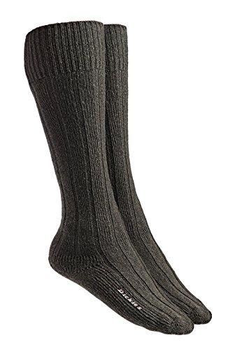Dickies da uomo, da lavoro, da uomo, in lana Merino, confezione da 2 DCK00049 Assorted Colour Taglia unica