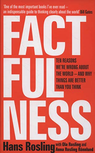 Factfulness por Rosling Hans