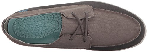Reef Mens Deckhand Low Fashion Sneaker Slate