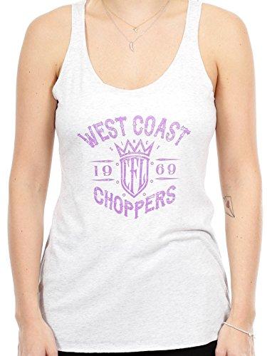 West coast chopper tank top cfl (M)