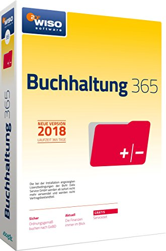 Buhl Data WISO Buchhaltung 365 (2018) Software