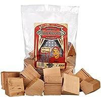 Axtschlag Räucherklötze, Wood Smoking Chunks, Kirsche – Cherry, Holz, 1,5 kg