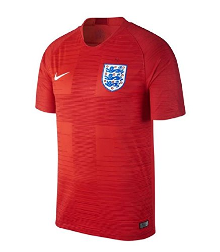 Nike Jungen England Trikot Away WM 2018 Teamtrikot, Rot, XL