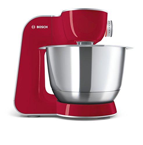 Bosch MUM58720 Macchina da Cucina, Rosso