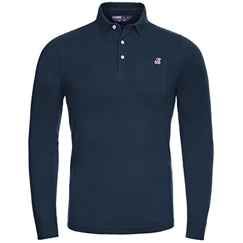 Polo - Arthur Stretch Depht Blue
