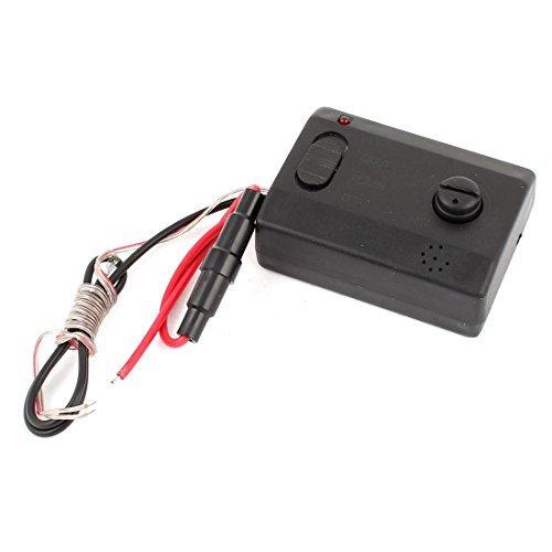 Kunststoff-Gehäuse LED-Streifen Audio Sensor Sprachsteuerung 2A für Auto