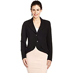 Avirate Women's Jacket (AVJK100076_Black_10)