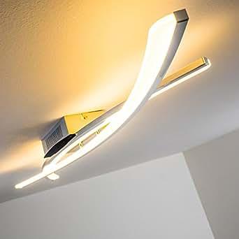 led deckenleuchte perano 20 watt 1400 lumen 3000 kelvin lichtfarbe warmweiss. Black Bedroom Furniture Sets. Home Design Ideas