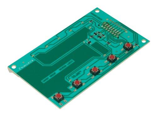Hoover 41012352Lec Candy Otsein Rosieres Tecnik Zerowatt lavadora botón Módulo PCB