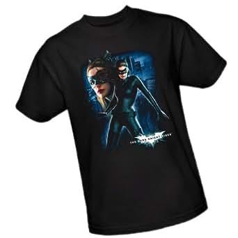Catwoman -- The Dark Knight Rises Adult T-Shirt, XXX-Large