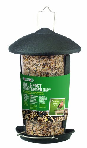 gardman-wall-and-post-seed-feeder
