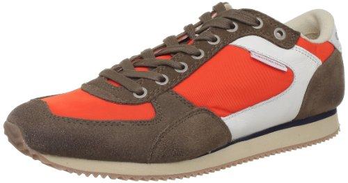 Calvin Klein Jeans Marcel, Baskets mode homme Orange (Ttw)
