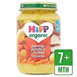 HiPP Bio-Pastinake, Kartoffel-Auflauf 190g Türkei