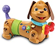 Vtech Walk & Wiggle Learning Puppy, Multi-Colour, Vt80-52