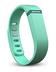 Fitbit Flex Wireless Activity Tracker and Sleep Wristband (Teal)