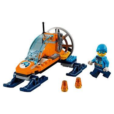 LEGO City 60190 - Ártico: Trineo glacial