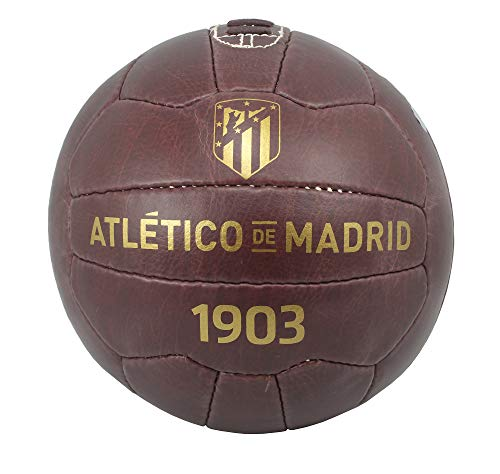 ATM ENTERPRISES Balón Histórico Retro Atlético