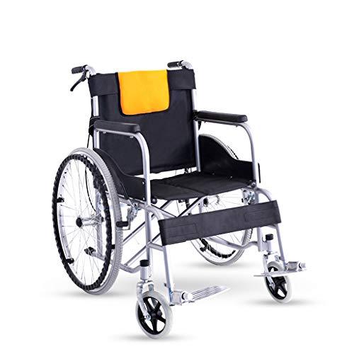 Wheelchair Conduzca Silla Ruedas médica Brazos abatibles