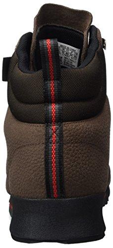 adidas Herren Jake Boot 2.0 Skateboardschuhe, Blau Braun (Braun/Escarl/Negbas)