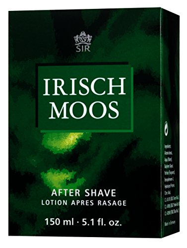 Sir Irish Moos homme / men, Aftershave Lotion, 1er Pack (1 x 150 g) (Lavendel-aftershave Lotion)