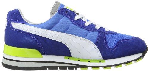 Puma TX-3, Baskets mode mixte adulte Bleu - Blau (monaco blue-glacier gray 71)