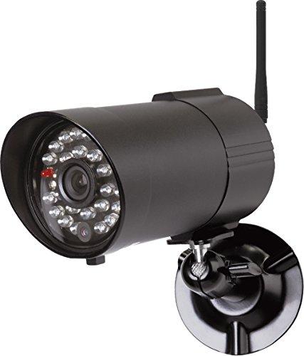 Smartwares CS85C SW drahtlose Außen-/ Zusatzkamera für CS85DVR / C961DVR