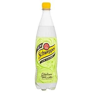 Schweppes - Elderflower Tonic Water - 1L
